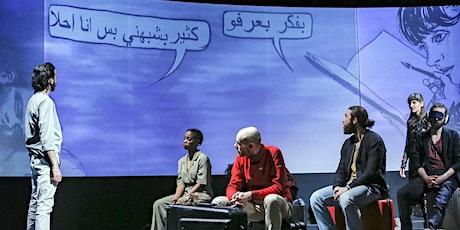 Mehrsprachigkeit im Theater - Podiumsdiskussion und Lesung Tickets