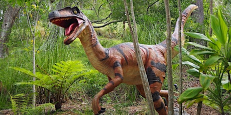 Curious Minds: The Paleobotany of Jurassic Park tickets