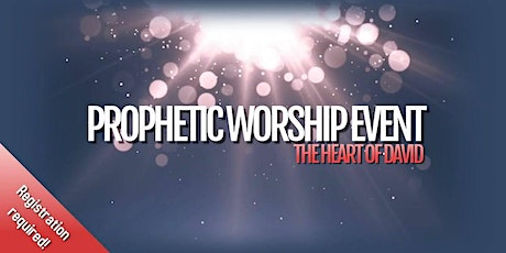 Worship event: The Heart of David tickets