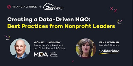 Creating a Data-Driven NGO: Best Practices from Nonprofit Leaders. tickets