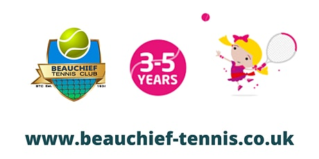 Tots Tennis Taster Sessions tickets