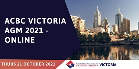 ACBC Victoria Annual General Meeting 2021 - Online tickets