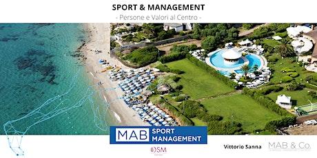 """Sport & Management - Presentazione del libro """"La Terra dei Giganti"""" biglietti"""