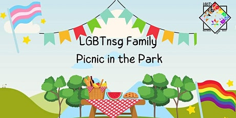 LGBT+NSG's Family picnic tickets