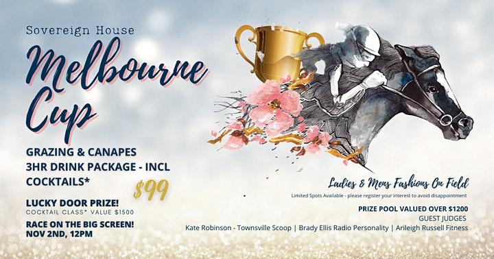 Melbourne Cup Long Lunch image