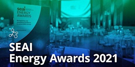 SEAI Energy Awards Online Ceremony tickets
