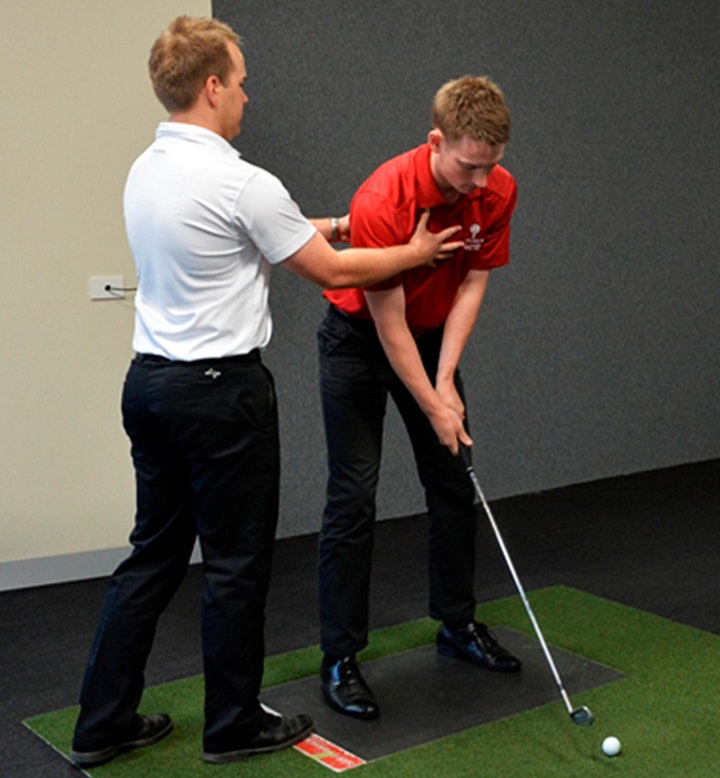 Golf Coaching Lessons image