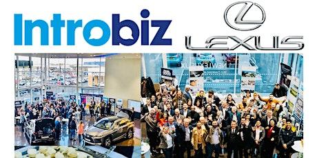Introbiz x Lexus Networking Event tickets