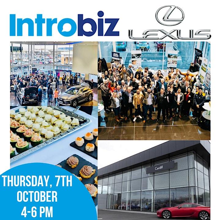 Introbiz x Lexus Networking Event image