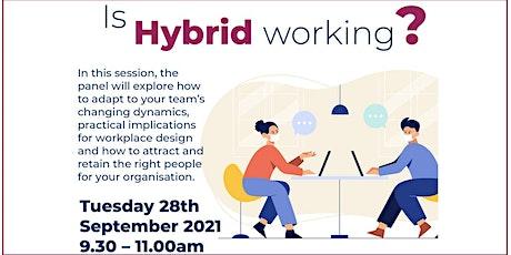 Is Hybrid Working? tickets