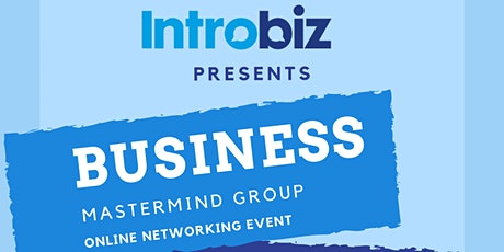 Business Mastermind Group tickets