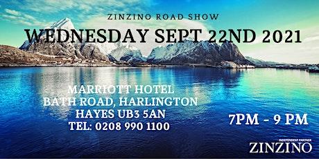 Zinzino Road Show -  London Heathrow tickets