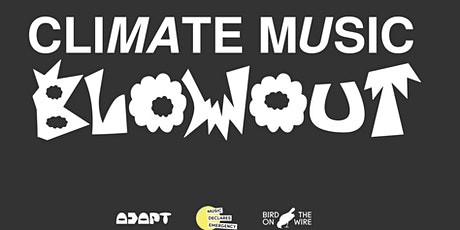 Climate Music Blowout Conference tickets