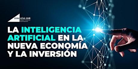 La inteligencia artificial en la nueva economía y la inversión entradas