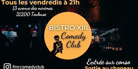 LE BISTRO 13 COMEDY CLUB billets