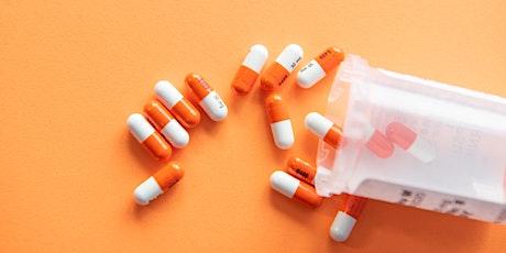Are you a prescribing advisor working in primary care? tickets