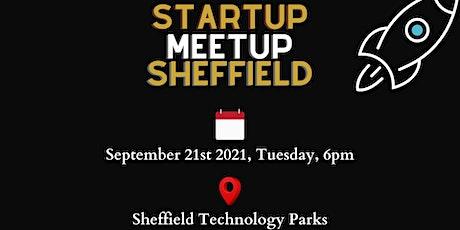Startup Meetup Sheffield - September 2021 tickets