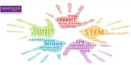 Primary UoM STEM partnership: Science CPD and collaboration for ECT's tickets
