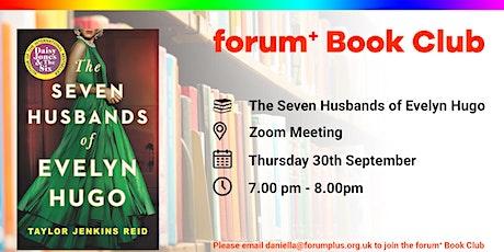 forum+ LGBTQ Book Club tickets