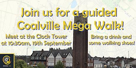 Guided Mega Walk tickets