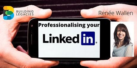 Professionalising your LinkedIn Tickets
