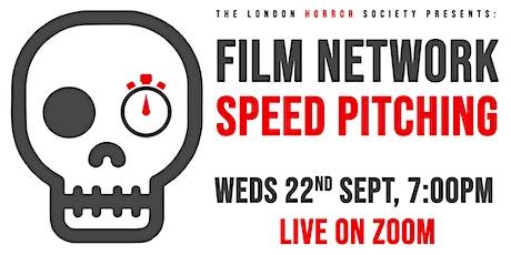 Film Network Speed Pitching tickets