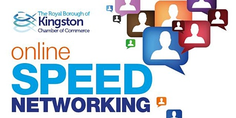 1 to 1 Business Speed Networking - Kingston Chamber tickets