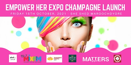 EMPOWER HER EXPO - Exhibitors Cocktail Party tickets