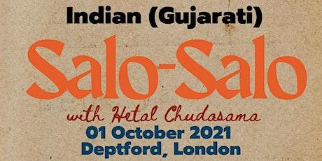 Indian (Gujarati) Salo-salo with Hetal Chudasama tickets