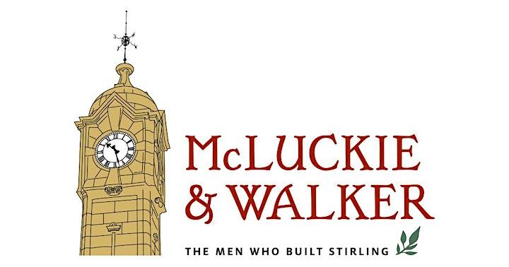 Stirling Heritage Talk: McLuckie and Walker - the Men Who Built Stirling image