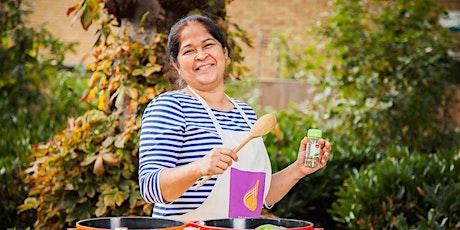 LONDON - In Person Sri Lankan Cookery Class with Nafa! tickets