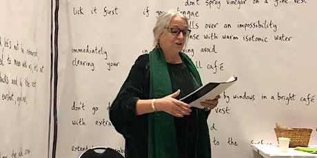 Reading and Performing your poetry (one day course) tickets