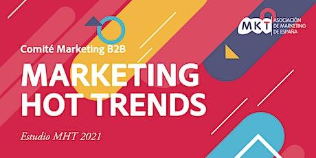 II Marketing Hot Trends tickets