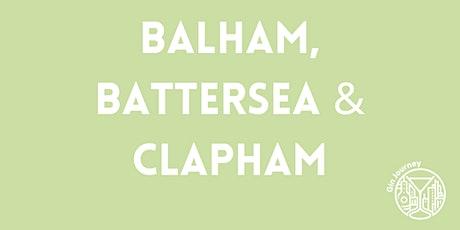 Gin Journey Balham, Battersea and Clapham tickets