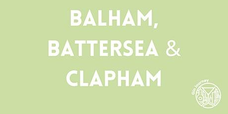 Private Gin Journey Balham, Battersea and Clapham - Jo Clarke tickets