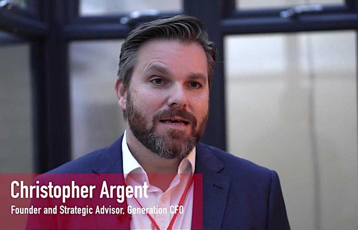 Generation CFO Debate with Christopher Argent image