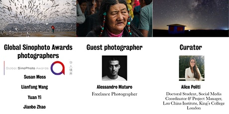 'Seeing the Impacts of Climate Change': A Photography Exhibition tickets
