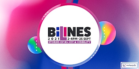 BiLines: Stories of Bi+ Joy and Visibility tickets
