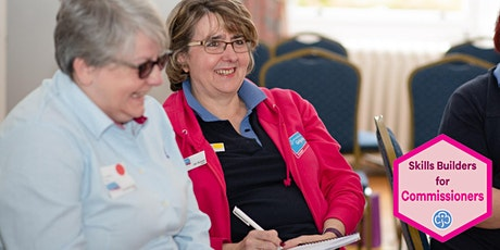 Recruitment - Skills Builders for Commissioners - 6 October 2021 tickets