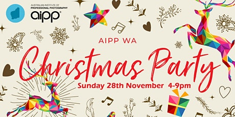 AIPP WA Christmas Catch Up tickets