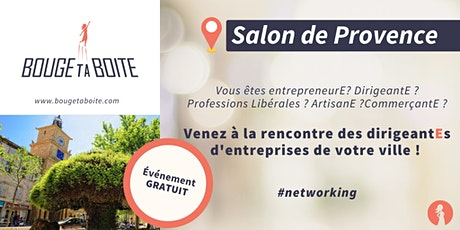 Venez découvrir le réseau business 100% féminin à Salon de Provence biglietti