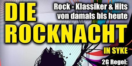 Syker Rocknacht am 09.10.2021 Tickets