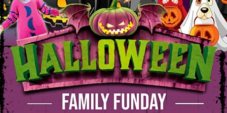 HALLOWEEN FAMILY FUNDAY - HALLOWEEN IN HACKNEY - SUN 31ST OCT - 12PM-5PM tickets