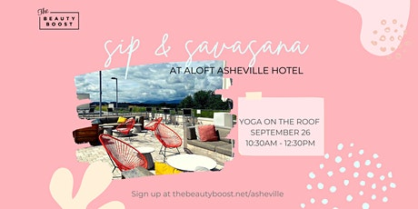 Sip & Savasana tickets