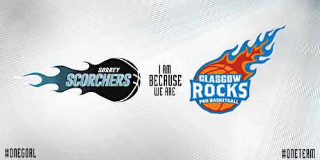 Surrey Scorchers v Glasgow Rocks (BBL) - Surrey Sports Park tickets