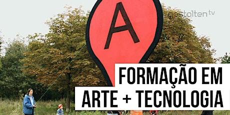 Aula Complementar| Web arte na arte contemporânea, com Maria Amélia Bulhões ingressos