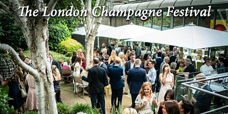 The London Champagne Festival 2021 tickets