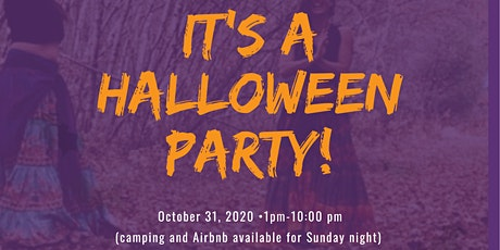 Nomad Halloween Party tickets