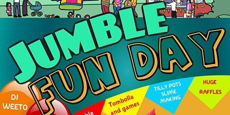 Arnold Community Jumble Fun Day tickets