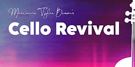 Cello  and Piano Recital- Cello Revival tickets